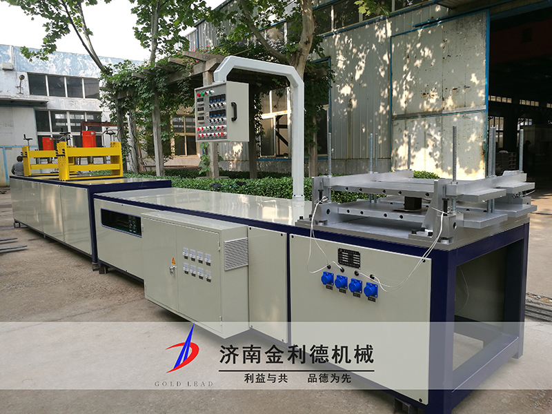 FRP Construction Templates Pultrusion Machine